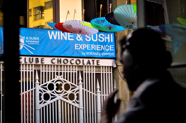 WINE & SUSHI EXPERIENCE